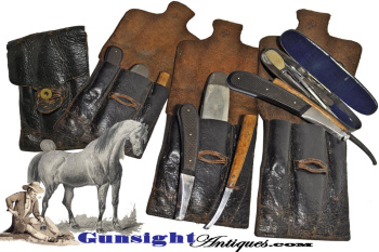 Civil War era Veterinary - Surgical & Hoof Maintenance - KIT (Image1)