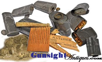 Civil War era  traveling - Fire Starter Kit (Image1)