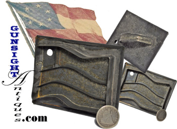 period - Confederate 1st National Flag – cookie cutter (Image1)