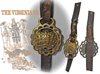 important!  THE VIRGINIA COMPANY – harness decoration (Image1)