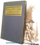 Click here to enlarge image and see more about item 1681: MAINE at VALLEY FORGE - DEDICATION & ROLL