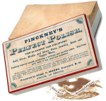 Click here to enlarge image and see more about item 1966: Civil War era Pinckney's PERFECT POLISH