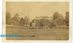 Click here to enlarge image and see more about item 2638: Civil War era  EMMAUS ORPHAN HOUSE - Soldier's Orphan School CDV
