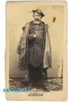 Click here to enlarge image and see more about item 2737: unusual Civil War era OCCUPATIONAL CDV