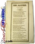 Click here to enlarge image and see more about item 3107: c. 1850s – DRINKING SONG -  Broadside / Song Sheet