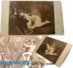 Click here to enlarge image and see more about item 3153: Civil War era  - Risque CDV