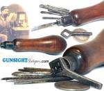Click to view larger image of 19th century HAND TOOL SET (Image2)