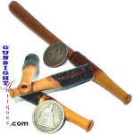 Click to view larger image of Civil War era Cherry Wood - CIGARETTE (CIGARILLO) HOLDER (Image2)