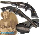 Click here to enlarge image and see more about item 3510: Civil War SMITH & WESSON No. 2 ARMY #17155