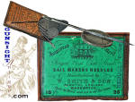 Click here to enlarge image and see more about item 3885: Civil War era - SAIL MAKERS NEEDLE in ORIGINAL PACKET