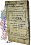 Click to view larger image of 1817 New Hampshire Register & U. S. CALENDAR (Image2)
