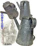 Click to view larger image of Civil War era SIDE SPOUT COFFEE POT (Image1)