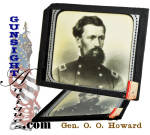 Gen. Oliver Otis Howard LANTERN SLIDE