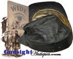 Click to view larger image of Original ! Civil War era  WIDE AWAKE style Kepi (Image5)