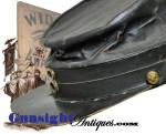 Click to view larger image of Original ! Civil War era  WIDE AWAKE style Kepi (Image6)