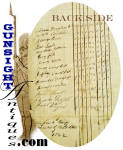Click to view larger image of c.1822 - 8th CONN. MILITIA INSPECTION RETURN (Image5)
