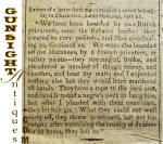Click to view larger image of c. 1798  New York NEWSPAPER  (Image2)