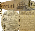 Click to view larger image of c. 1798  New York NEWSPAPER  (Image3)