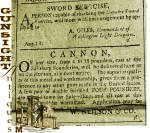 Click to view larger image of c. 1798  New York NEWSPAPER  (Image4)