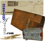 Click to view larger image of Fort Fisher N. C.- Powder Vessel  - Official Records PRINTING PLATE (Image4)