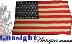 Click here to enlarge image and see more about item 4390: 8 X 12 inch - 49 STAR FLAG