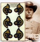 Click here to enlarge image and see more about item 439: early 19th Century through Civil War INSIGNIA