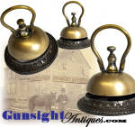 mid 1800s COUNTER BELL