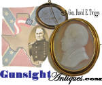 important- U.S. Army then Confederate- Gen. David E. Twiggs - CAMEO