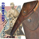 Civil War CONFEDERATE HOLSTER