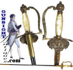 Click to view larger image of exceptional 2nd Empire French – Officer's Court Sword (Image2)