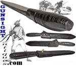 Click to view larger image of Revolutionary War / Frontiersman - Rifleman Knife (Image3)