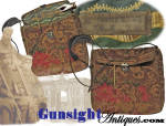 Click to view larger image of Lord collection identified 1st U.S. Sharp Shooters / 2nd NHV – Carpet Bag / Haversack (Image2)