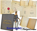 Click to view larger image of Rarely seen!   Horstman & Sons 1851 - U S Army UNIFORM BOOK (Image8)