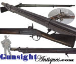 Click to view larger image of Civil War era percussion conversion - U. S. SPRINGFIELD Mod. 1840 Musket (Image5)