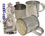 Click to view larger image of Civil War era personal TIN CUP (Image2)