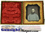 Click to view larger image of c.1854 - Ford's Daguerrian Gallery - San Francisco & Sacramento California -DAGUERREOTYPE (Image4)