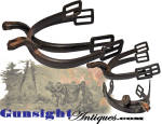 Stanley Phillips collection - Battle of the Wilderness recovered SPURS