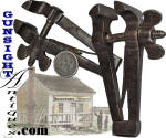 1700s through early 1800s – Artisan's HAND VICE