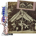 This July 1863 photo, depicts an amputation performed in front of an army hospital tent in the aftermath of the <B>Battle of Gettysburg</B>.   A well-known and widely viewed photograph seen in many a publication on Civil War history, original period views are scarce on today's market.  A desirable stereoview in subject and quality, our illustrations will do best to describe condition. <B>Buy with confidence! </B><I>  We are pleased to offer a <B><U>no questions asked</U> three day inspection with return as purchased on direct sales!</B> <I>Just send us a courtesy  e-mail to let us know your item will be returned per these provisions and your purchase price will be refunded accordingly.</I>  <FONT COLOR=#0000FF>Thanks for visiting Gunsight Antiques! :</FONT COLOR=#0000FF>