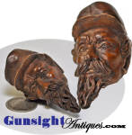 Click to view larger image of Civil War era - CARVED TOBACCO PIPE (Image5)