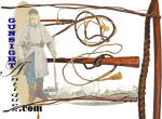 Click here to enlarge image and see more about item 5879: original ! Civil War vintage TEAMSTER'S WHIP