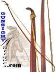 Click to view larger image of original! antique  Native American Bow  (Image2)