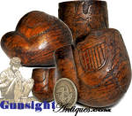 Click to view larger image of Civil War carved PATRIOTIC TOBACCO PIPE (Image3)