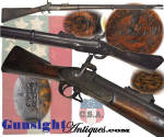 Rare! Confederate Sinclair Hamilton & Co. marked Edward Middleton- Enfield Rifle Musket