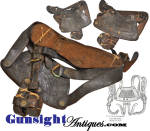 Click to view larger image of U. S. Army Mod. 1873 KNAPSACK CARRYING BRACE (Image2)