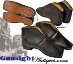 Click to view larger image of original Civil War vintage pair - BROGAN SALES SAMPLE  (Image2)