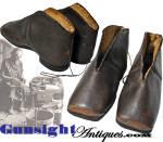 Click to view larger image of original Civil War vintage pair - BROGAN SALES SAMPLE  (Image3)