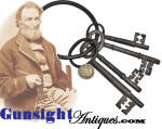 19th Century  JAILOR STYLE  KEY-RING