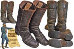 Civil War vintage BOOTS