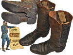 Click to view larger image of Civil War vintage BOOTS (Image2)